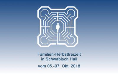 5.-7.10.2018 Herbstfreizeit der DGhK