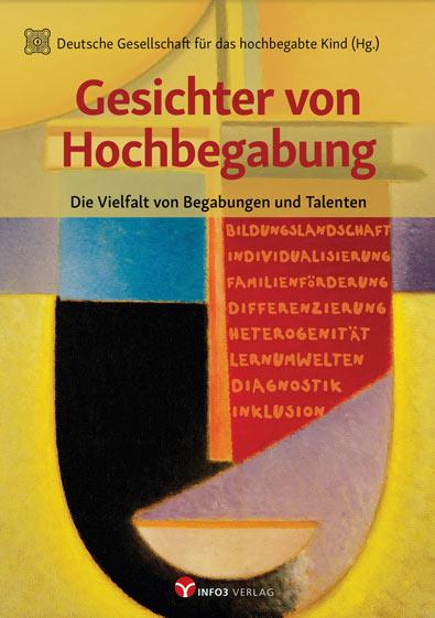 Cover zum Buch Gesichter von Hochbegabung