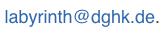 Mailadresse der Labyrinth Redaktion